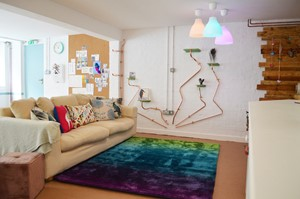 Discovery Room Interior Design Project, by Liz Foster
