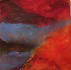 The Hidden Valley II, by June Frickleton