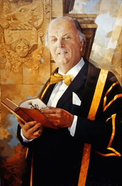 'Portrait of Roger Suddards'