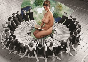 Untitled (Collective feminism), by Dana Sychugova