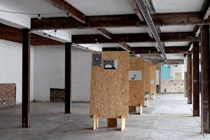 If I Had A House  (St Marys Works Residency / Exhibition)