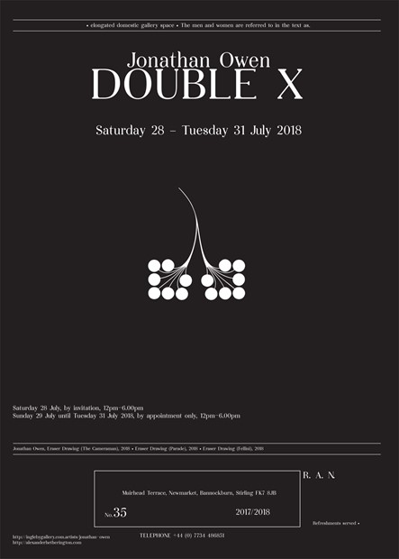 Jonathan Owen, DOUBLE X