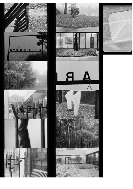Silent film, university art collection