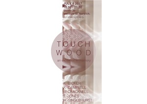 Touch Wood, by Kristy Campbell