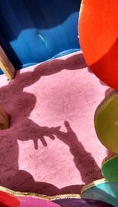 Shadow Selfie Workshop, by Gail Flockhart