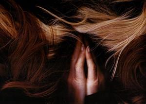 Untitled Photocopier Selfie Series, by Gail Flockhart
