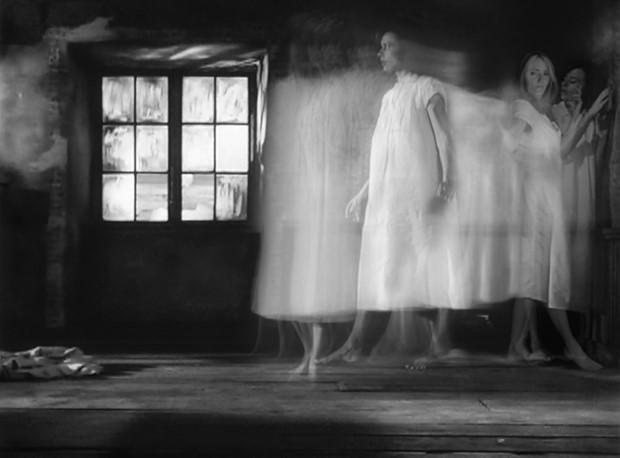 Re/imagined Film Stills (Through a Glass Darkly)