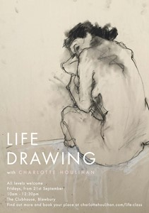 Life Drawing, by Charlotte Houlihan
