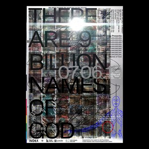 PIP6: 9 Billion Names of God, by Bethan Hughes
