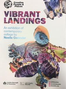 Vibrant Landings, by noelle genevier