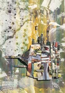 Unsettled Focus, by noelle genevier