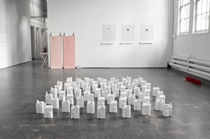 Casted out Landscape, by Katharina Fitz
