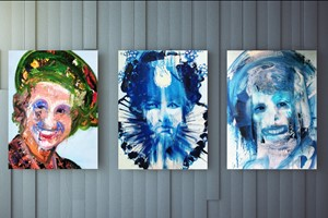 Three Monarchs, by Steve Burden