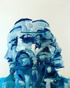 Self Portrait, by Steve Burden