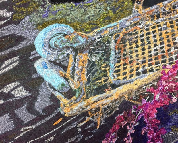 The Treachery of Pollution- Strange Fish - Credit: LPIzan