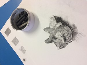 Drawing and Sketching Course in Hertford, by Julie Arnall