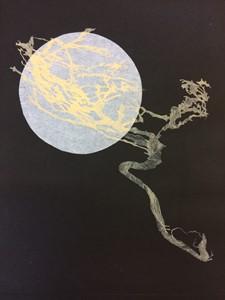 The Tree (print suite), by Julie Arnall