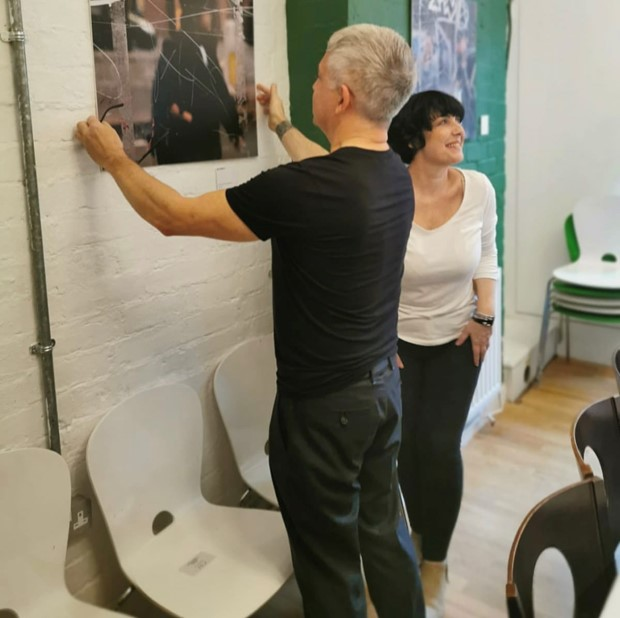 Stephen Calcutt - Film and Fashion Showcase