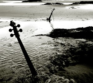 Acoustic Landscapes, by Judith Burrows