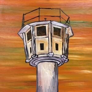 Wachturm, by Bryan Eccleshall