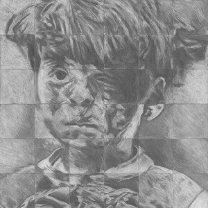 Aleppo Kid 2, by Bryan Eccleshall