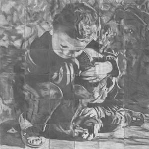 Aleppo Kid 1, by Bryan Eccleshall