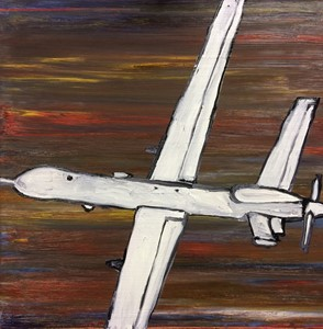 Drone, by Bryan Eccleshall