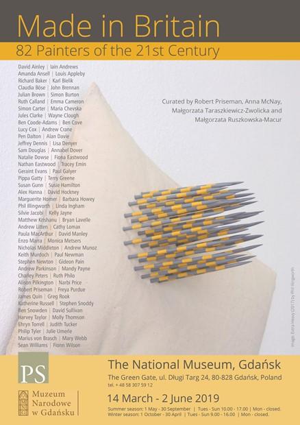 Made in Britain - 82 Painters of the 21st Century, by Marius von Brasch