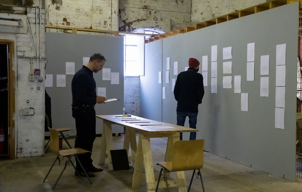 Drawing Bureau, Bristol – Traced Papers