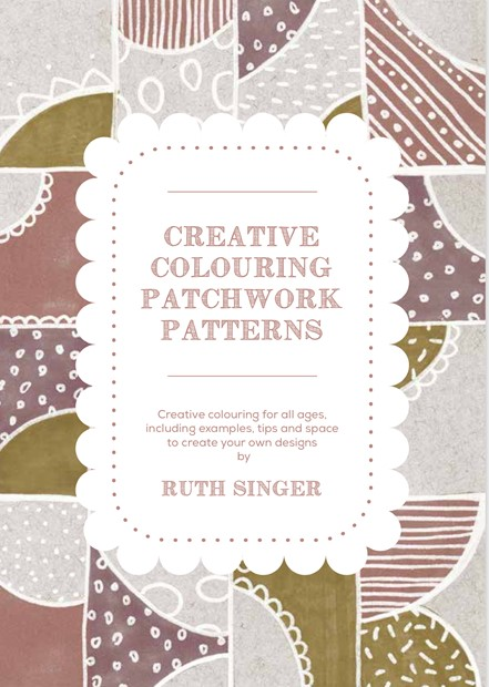 Creative Colouring Patchwork Patterns