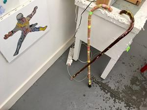 Shonky Sticks, by Matilda Tumim