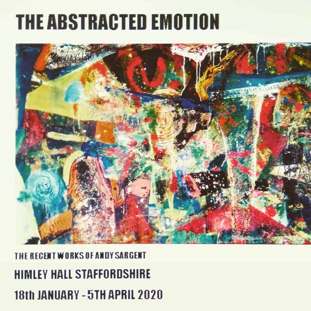 """The Abstracted Emotion"", by Andy Sargent"