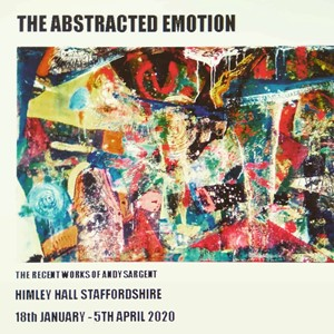"""""""The Abstracted Emotion"""", by Andy Sargent"""