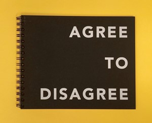 Agree to Disagree, by Guy Bigland