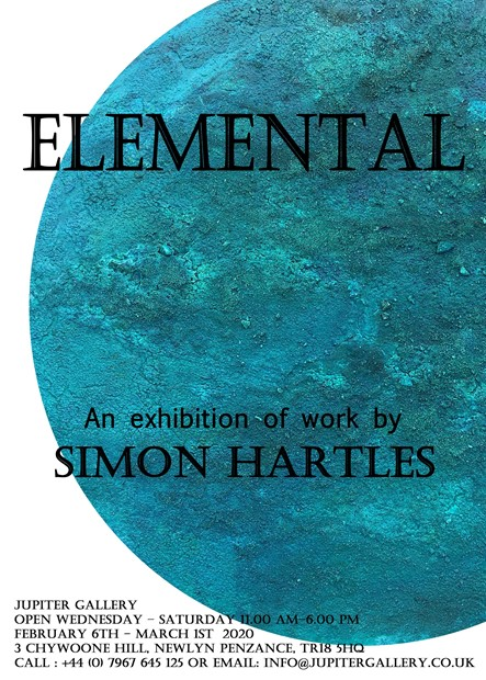 Elemental, by Simon Hartles