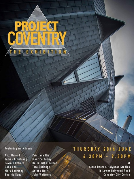 Project Coventry, by Helen Kilby-Nelson