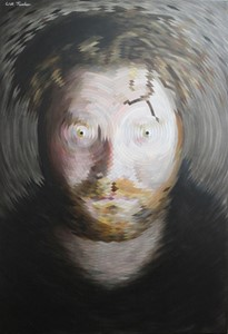 Radial Portrait, by Will Teather