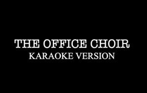 The Office Choir, by KP culver