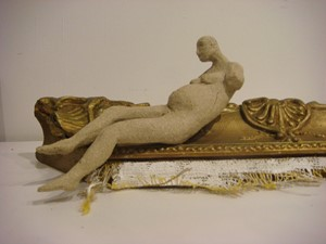 Odalisque, by delpha hudson