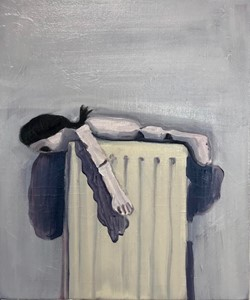 I've been selected for PAINT at PS Mirabel, Manchester, by Zena Blackwell