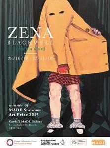 Seen Not Heard - Solo Exhibition by Zena Blackwell, by Zena Blackwell