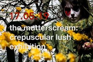 The Mutterscream : Crepuscular Lush, by Zena Blackwell