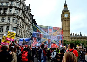 The New Union Flag project, by Gil Mualem-Doron
