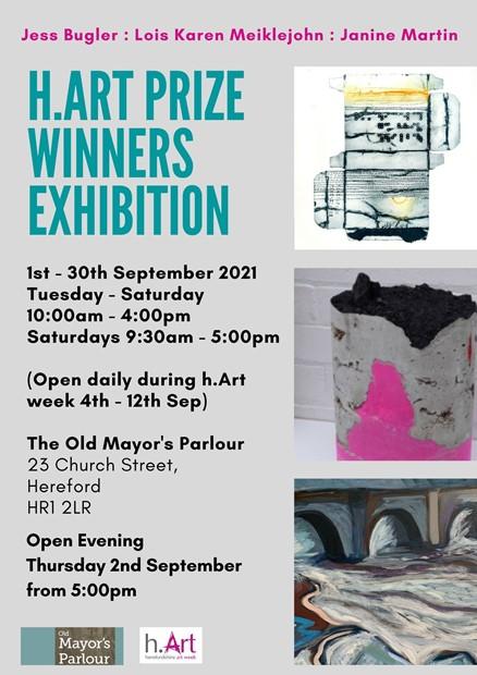 H-art Winners exhibition