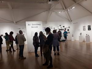 Ar Drothwy/ Brink Artists Talks, by jess bugler