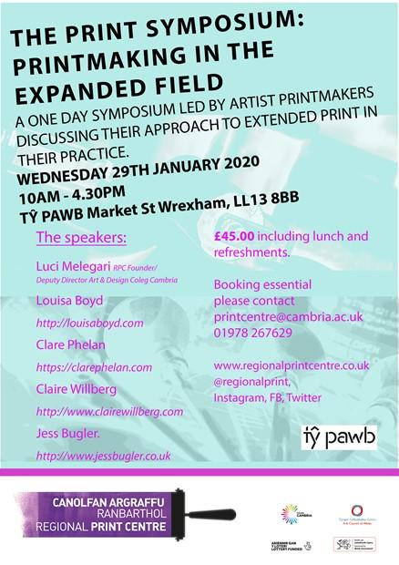 The Print Symposium, 2020