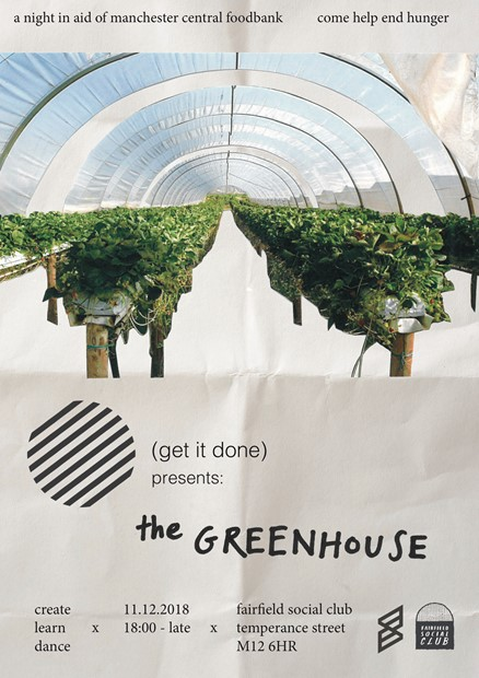 Get It Done presents: The Greenhouse, by Mimi Dearing