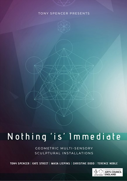 Nothing 'is' Immediate, by Tony Spencer