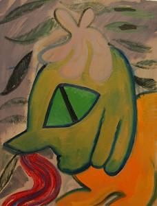 Nosebleed, by Alice Banfield