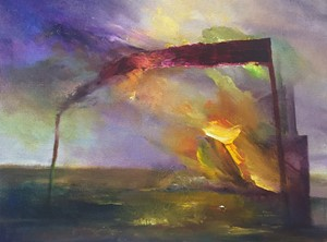 Study, by Bernard J Charnley